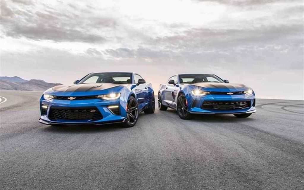 49 New 2020 Chevy Camaro Competition Arrival Pictures