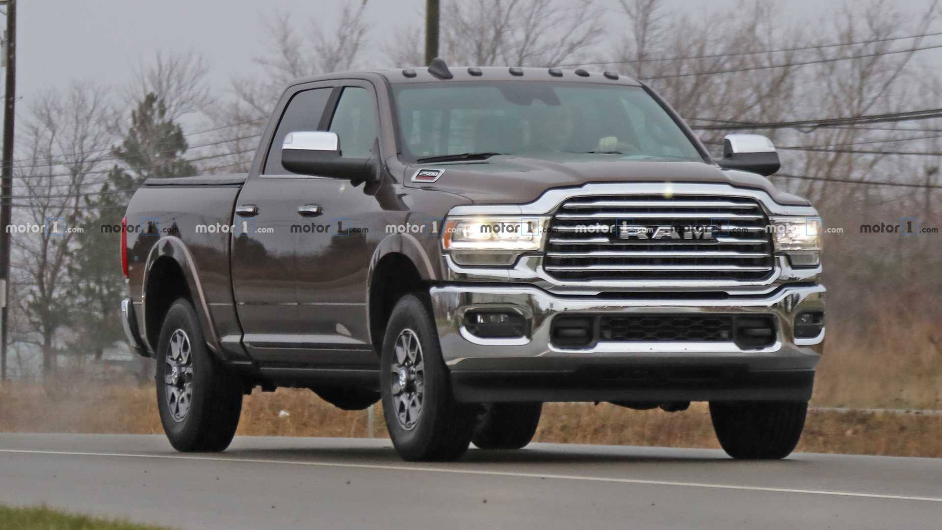 49 New 2020 Dodge Ram 3500 Interior Specs