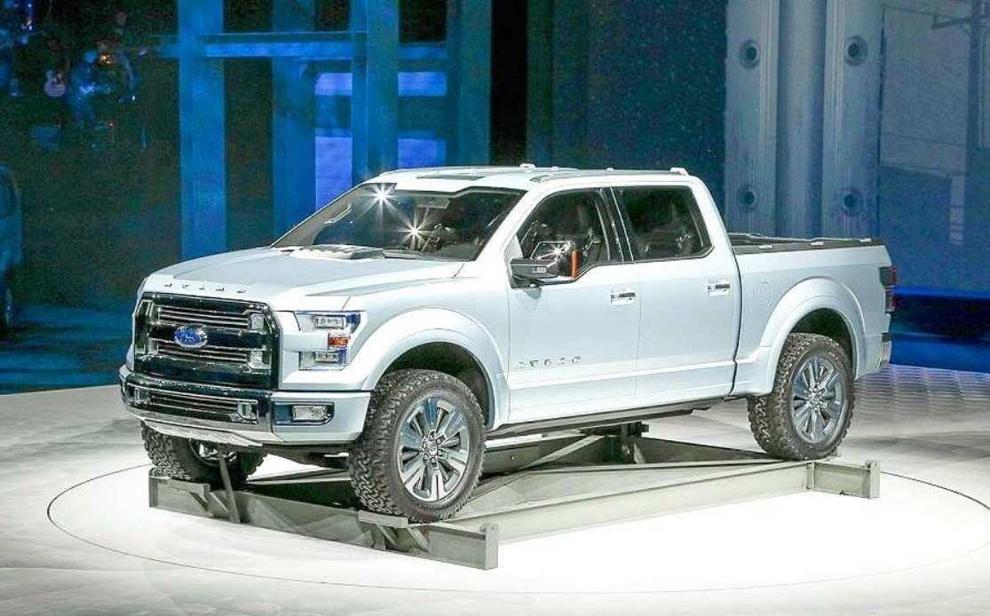 49 New 2020 Ford Atlas Engine Redesign