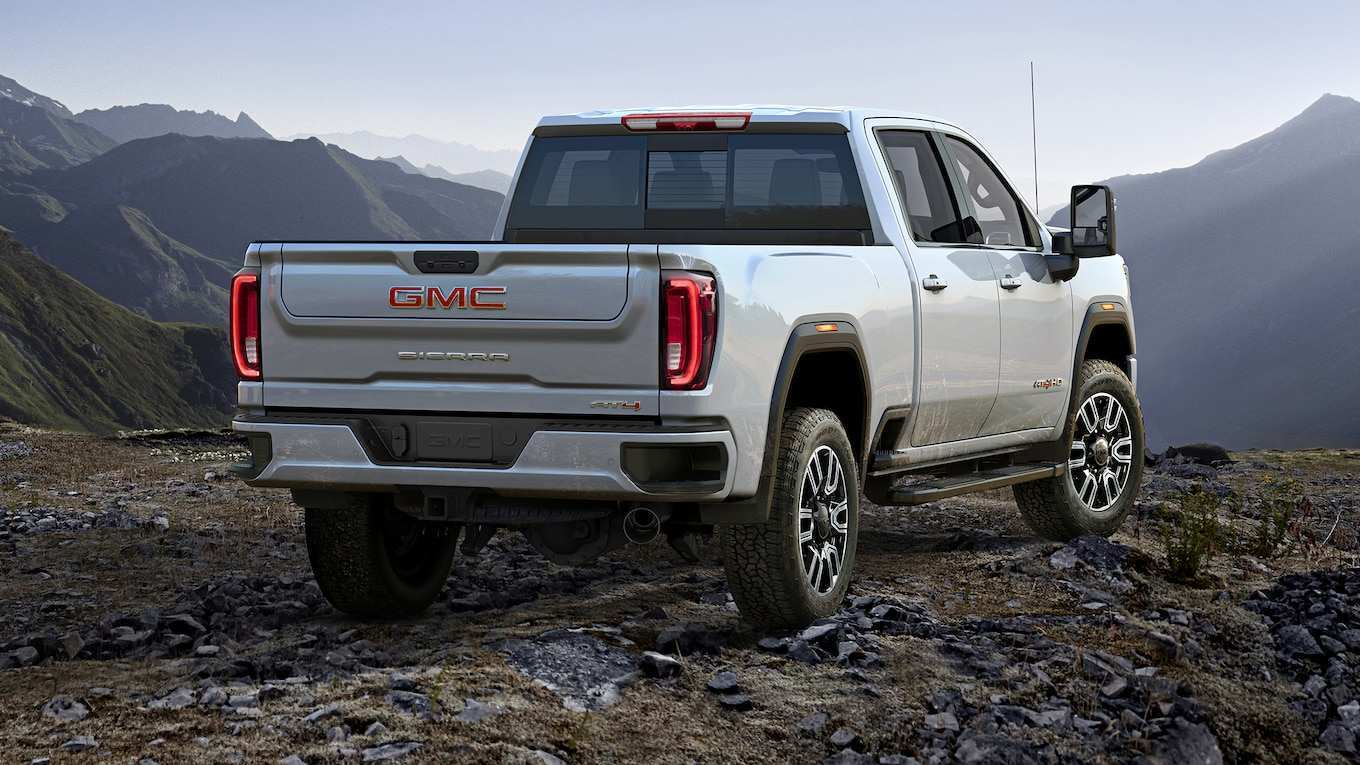 49 New 2020 GMC 2500 Motors Pictures