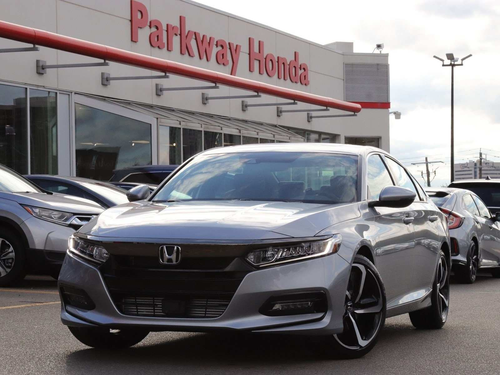 49 New 2020 Honda Accord Sport Images