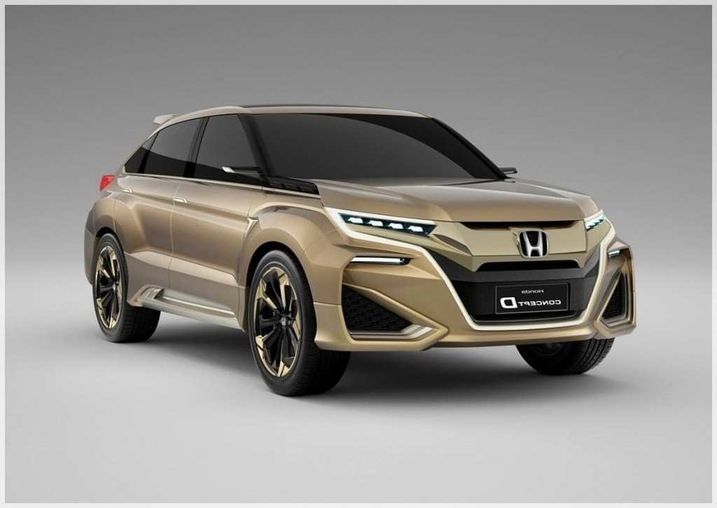 49 New 2020 Honda Crosstour Prices
