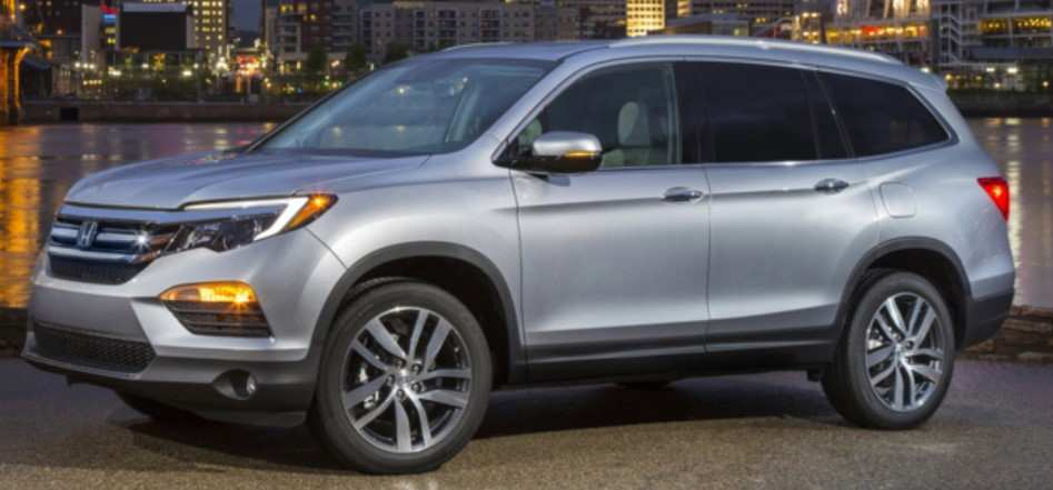 49 New 2020 Honda Pilot Spy Photos Price And Review