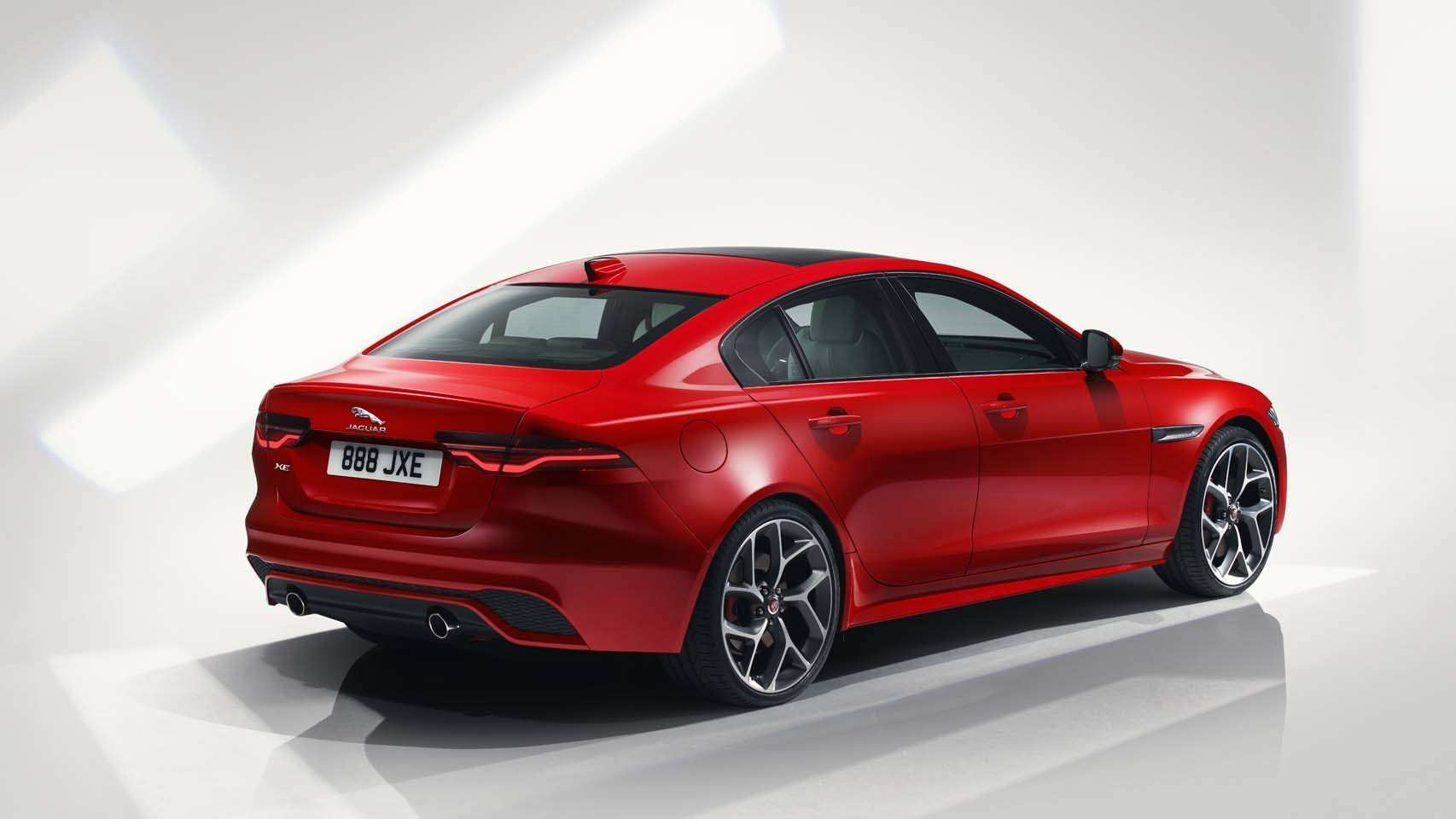 49 New 2020 Jaguar Xe Sedan Concept