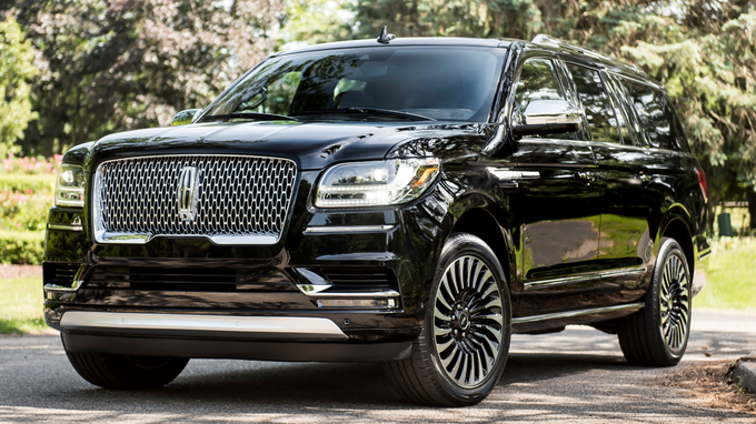49 New 2020 Lincoln Navigator Pictures