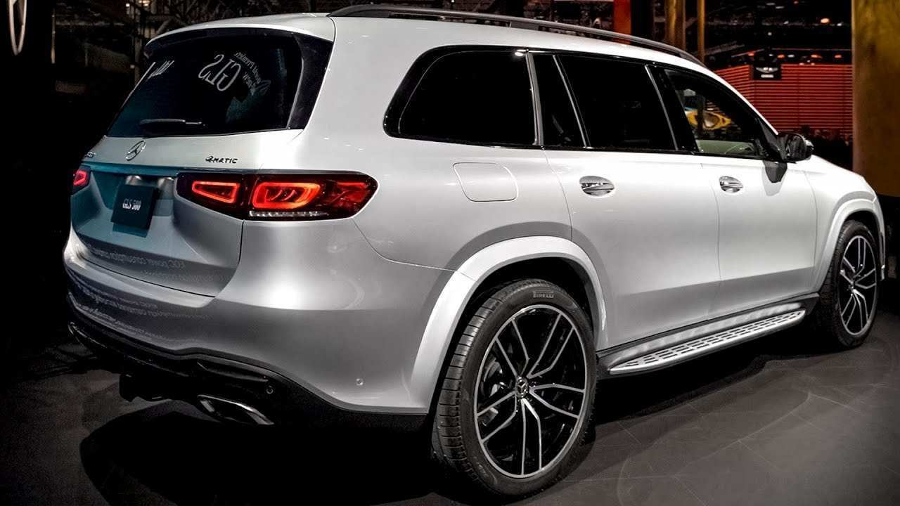 49 New 2020 Mercedes GLS New Model And Performance