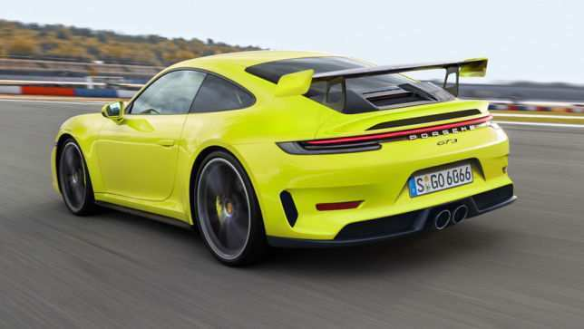 49 New 2020 Porsche 911 Engine