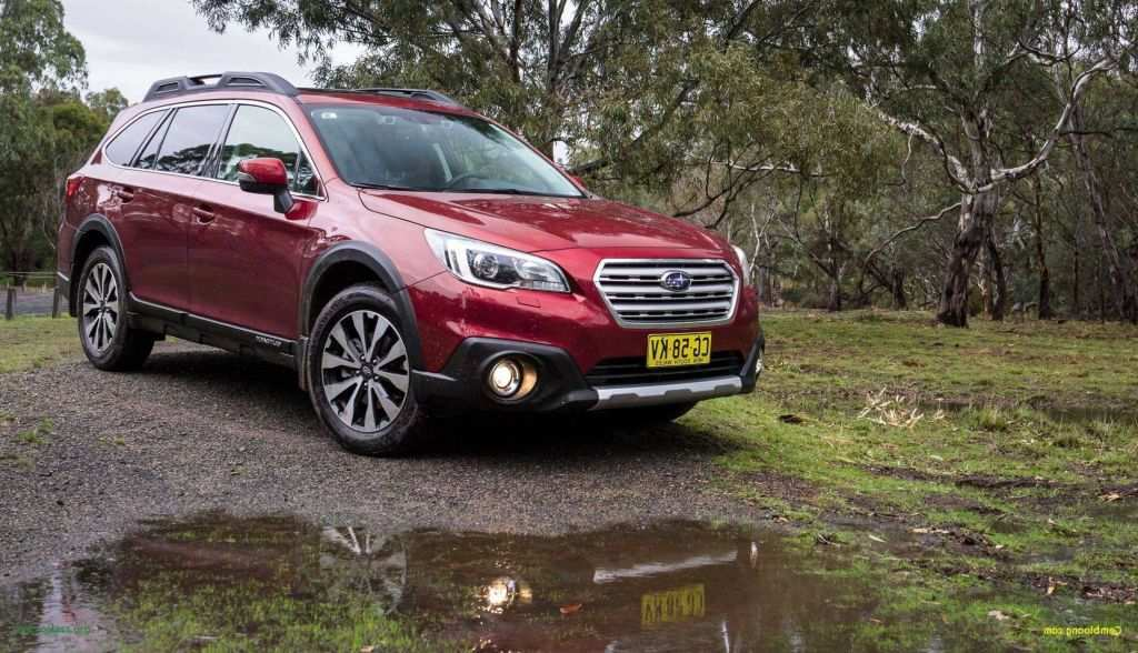 49 New 2020 Subaru Tribeca Redesign And Review