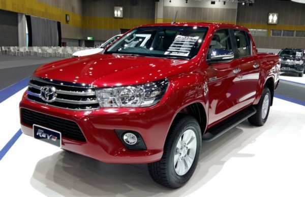 49 New 2020 Toyota Hilux New Concept