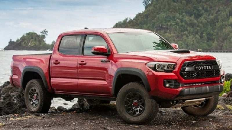 49 New 2020 Toyota Tacoma Diesel Review And Release Date