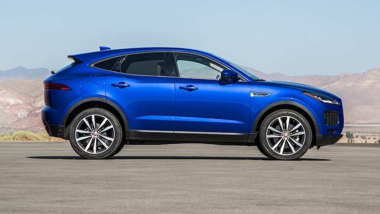 49 New Jaguar E Pace 2020 Review And Release Date