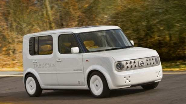 49 New Nissan Cube 2019 Picture