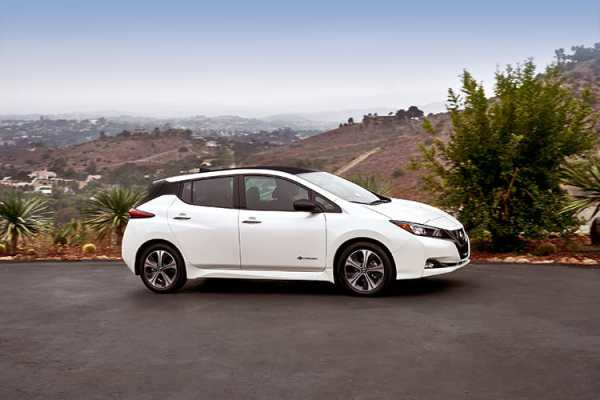 49 New Nissan Leaf 2019 60 Kwh Redesign And Review