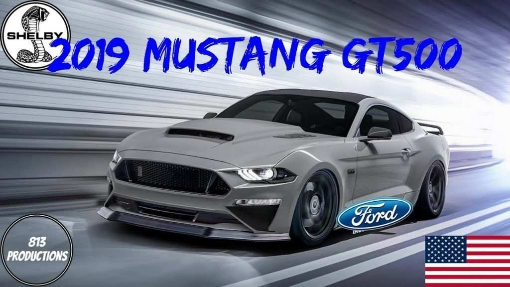49 New Spy Shots Ford Mustang Svt Gt 500 Style