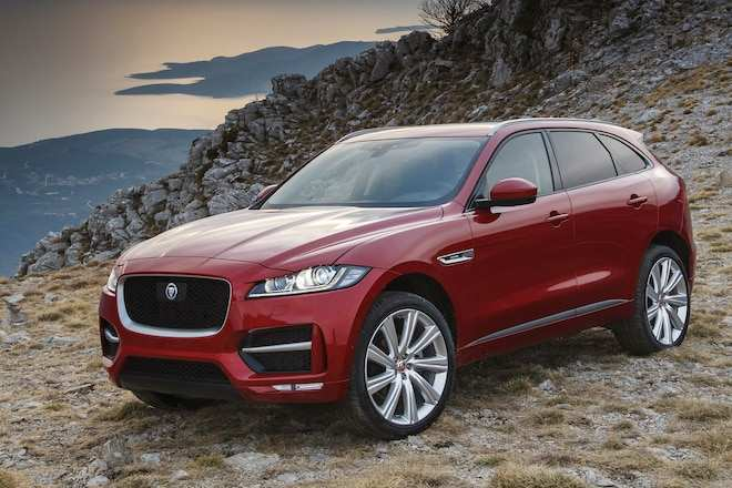 49 New Suv Jaguar 2019 Performance And New Engine