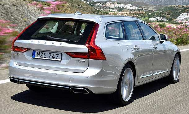 49 New Volvo V90 Redesign And Concept
