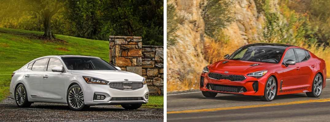 49 The 2019 All Kia Cadenza Pricing