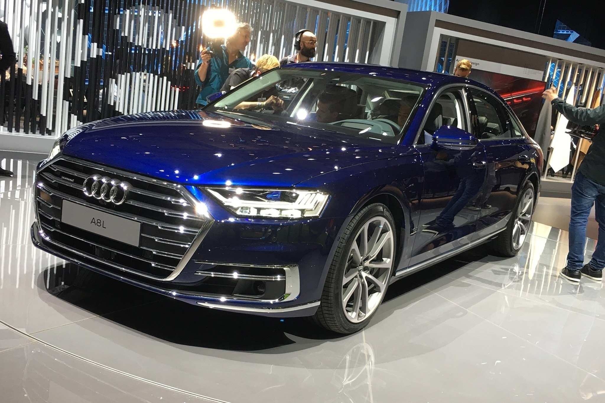 49 The 2019 Audi A8 L In Usa Specs