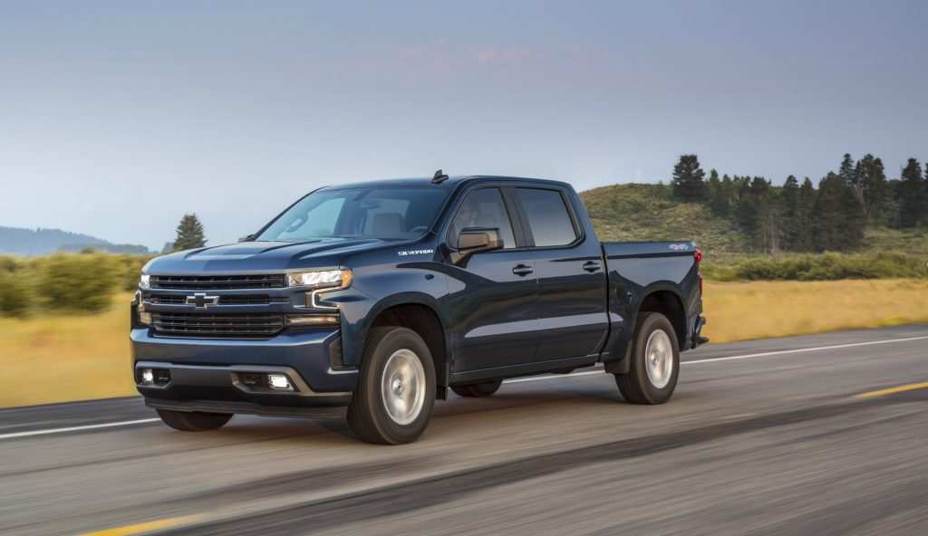 49 The 2019 Chevy Silverado 1500 Prices