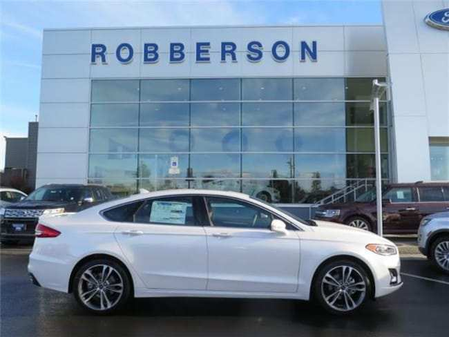 49 The 2019 Ford Fusion Price And Review
