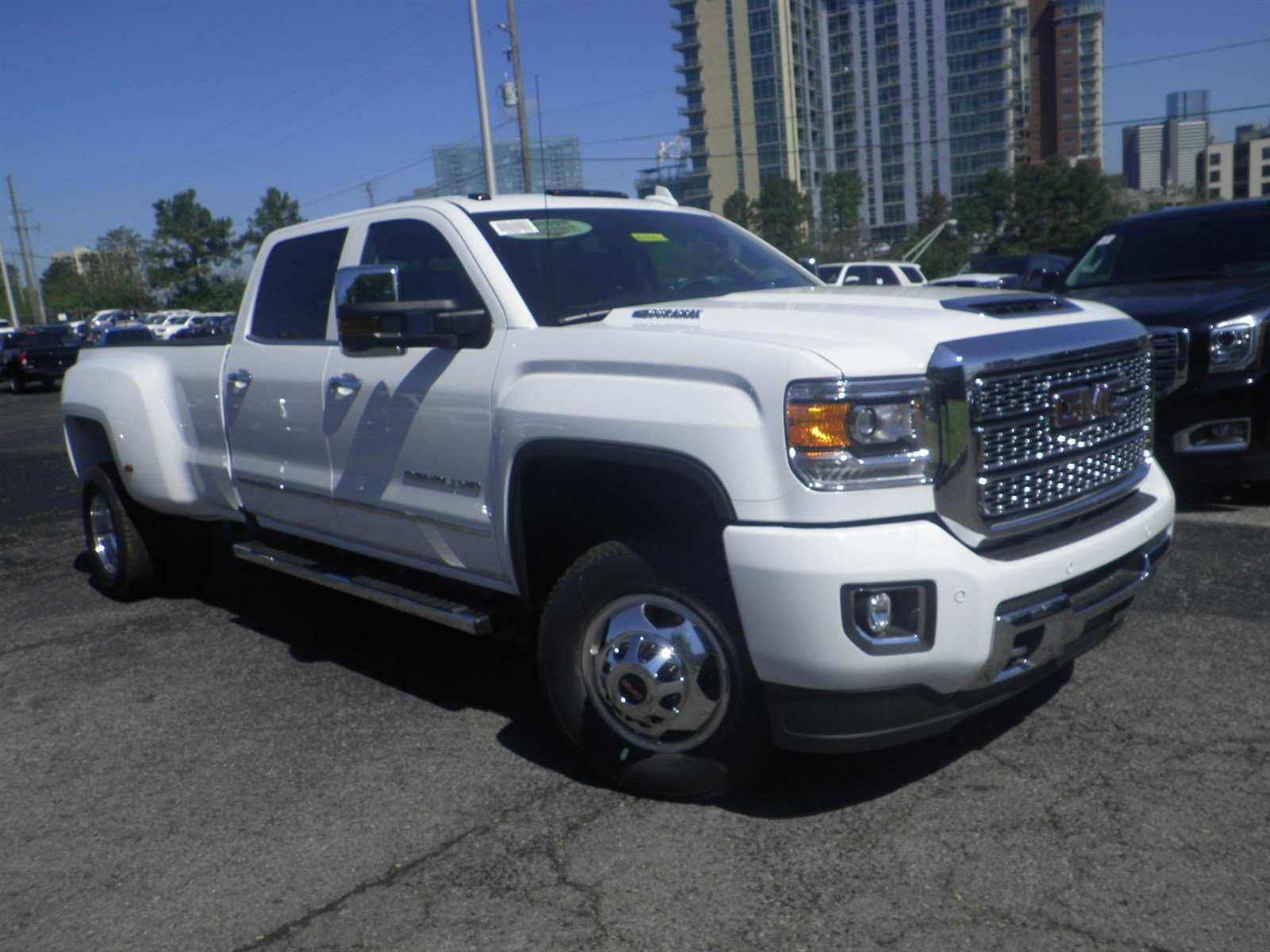 49 The 2019 GMC Denali 3500Hd Price And Release Date