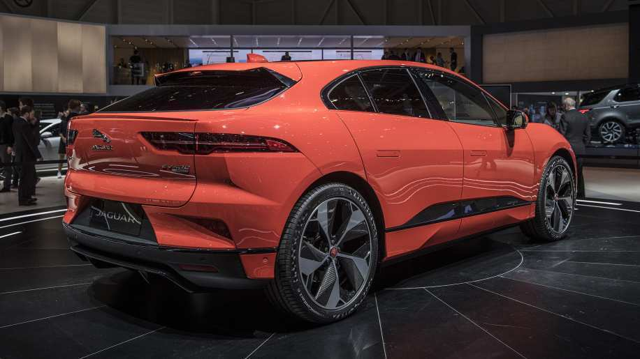 49 The 2019 Jaguar I Pace First Edition Model
