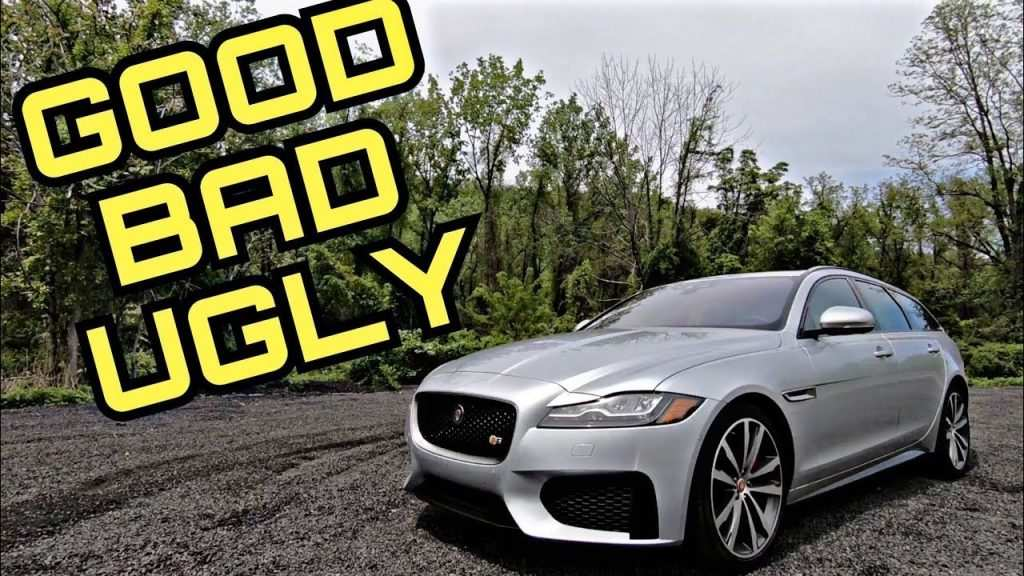 49 The 2019 Jaguar Station Wagon Pictures