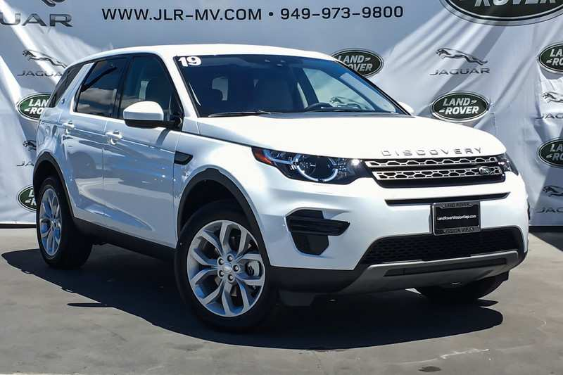 49 The 2019 Land Rover Discovery Configurations