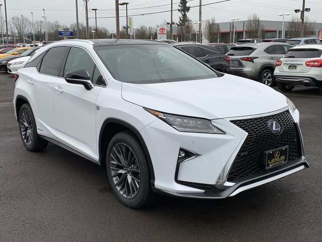 49 The 2019 Lexus RX 350 Exterior And Interior