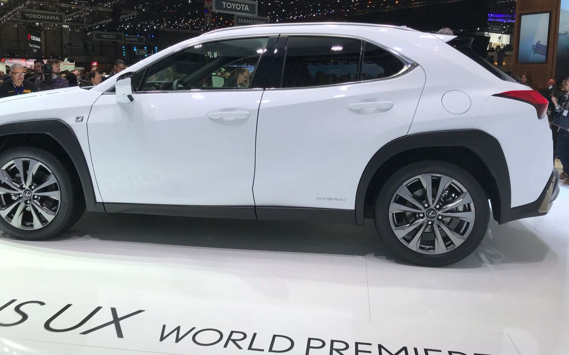 49 The 2019 Lexus Ux Price Canada Concept And Review