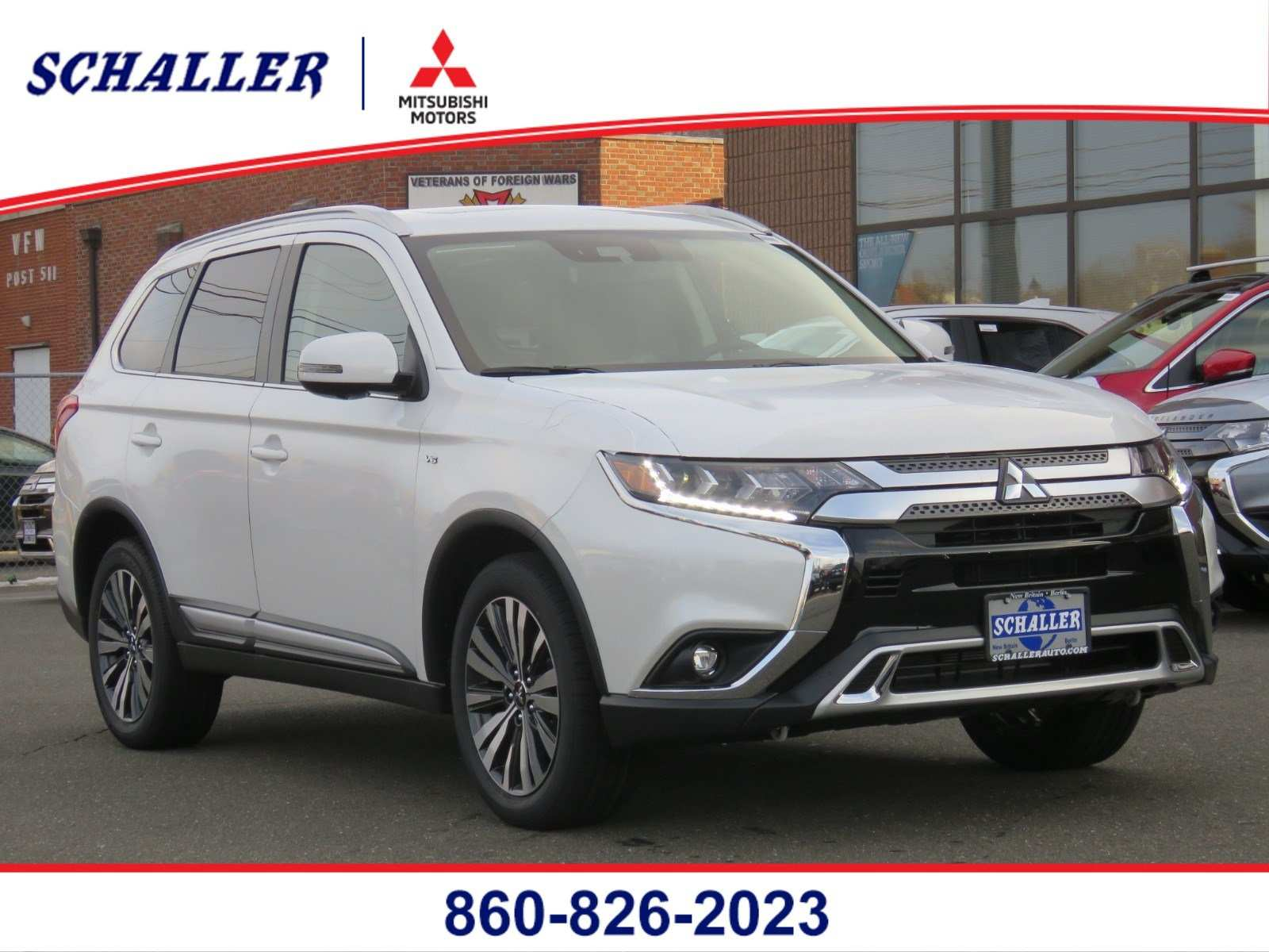 49 The 2019 Mitsubishi Outlander Redesign And Concept