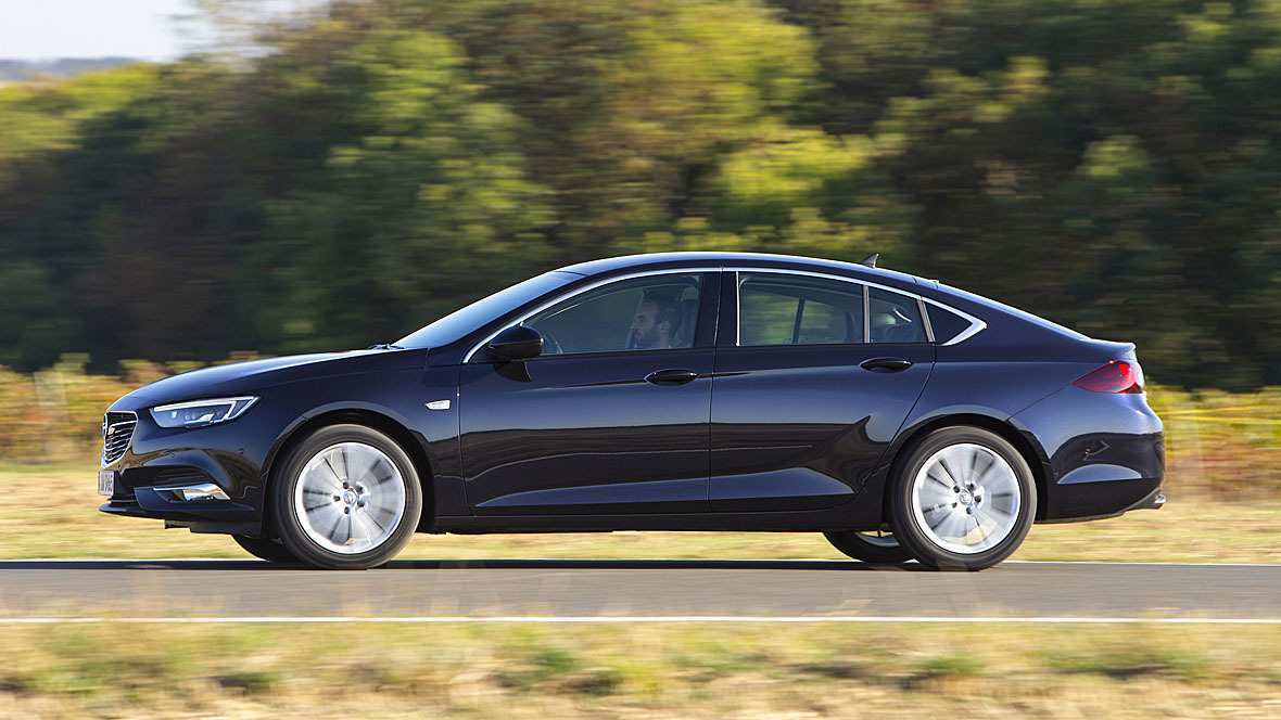 49 The 2019 Opel Insignia Price Design And Review