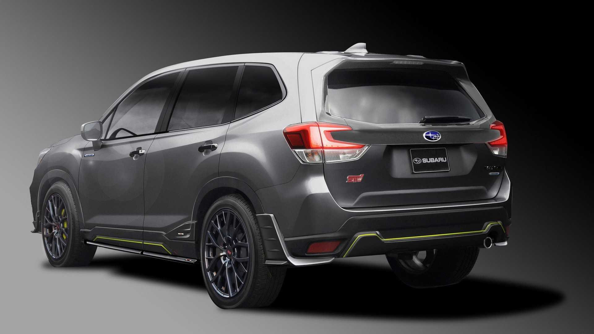 49 The 2019 Subaru Hatchback Sti Prices