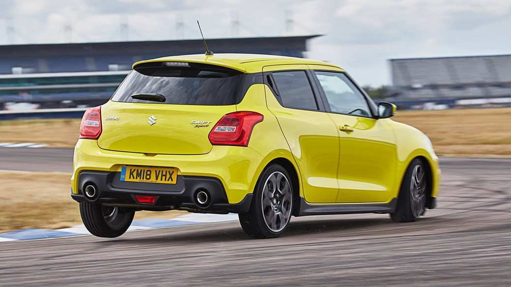 49 The 2019 Suzuki Swift History