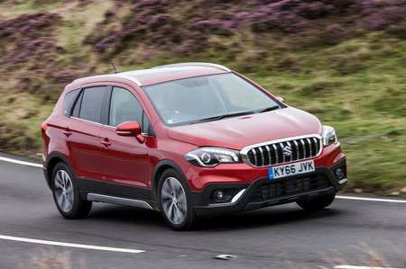 49 The 2019 Suzuki Sx4 First Drive