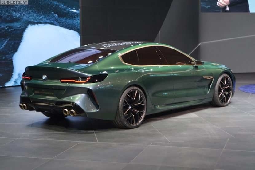 49 The 2020 BMW M8 Redesign And Concept