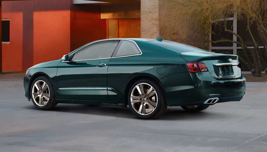 49 The 2020 Chevy Monte Carlo Redesign