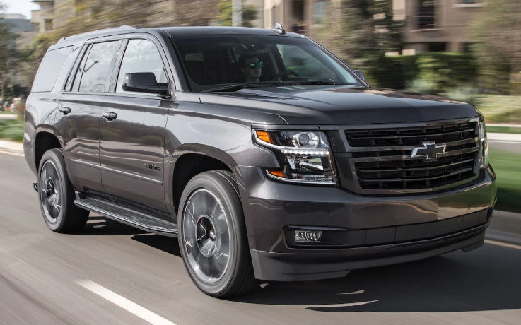 49 The 2020 Chevy Suburban Overview