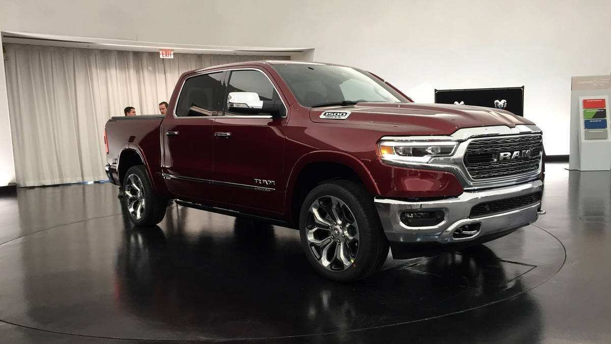 49 The 2020 Dodge Ram 1500 Spesification