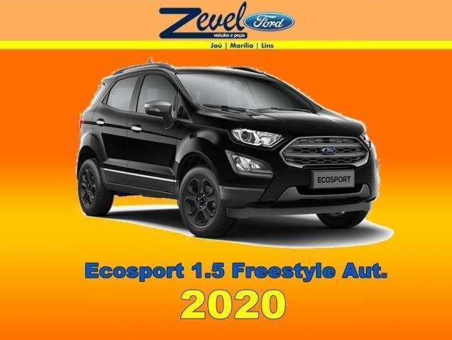 49 The 2020 Ford Ecosport New Review