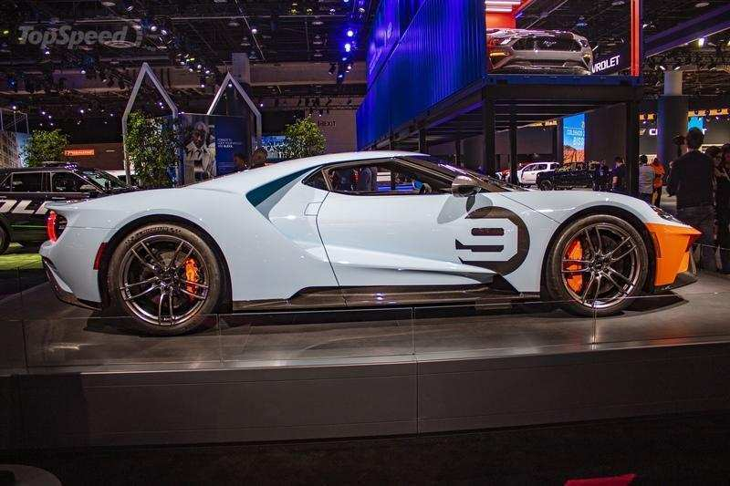 49 The 2020 Ford Gt Supercar Style