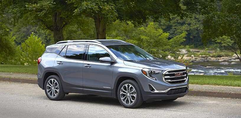 49 The 2020 GMC Acadia Vs Chevy Traverse Price Design And Review