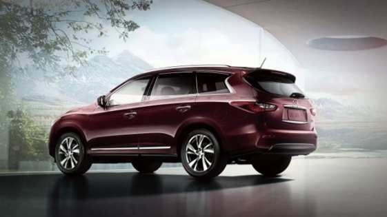 49 The 2020 Infiniti Qx60 Redesign Price Design And Review