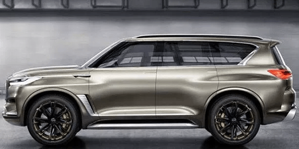 49 The 2020 Infiniti Qx80 Suv Rumors