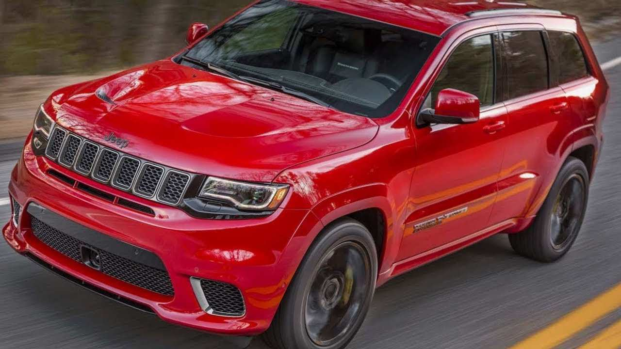49 The 2020 Jeep Compass Overview