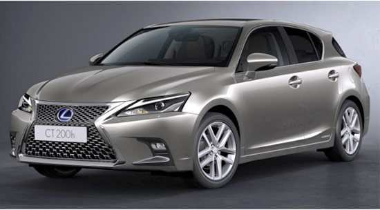 49 The 2020 Lexus CT 200h Review