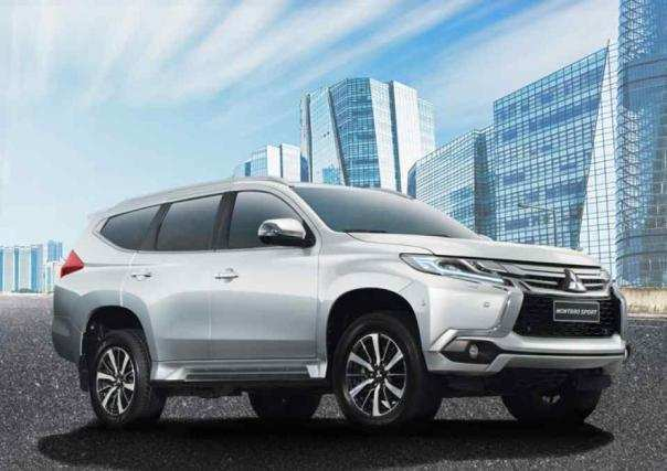 49 The 2020 Mitsubishi Montero Sport Philippines Picture