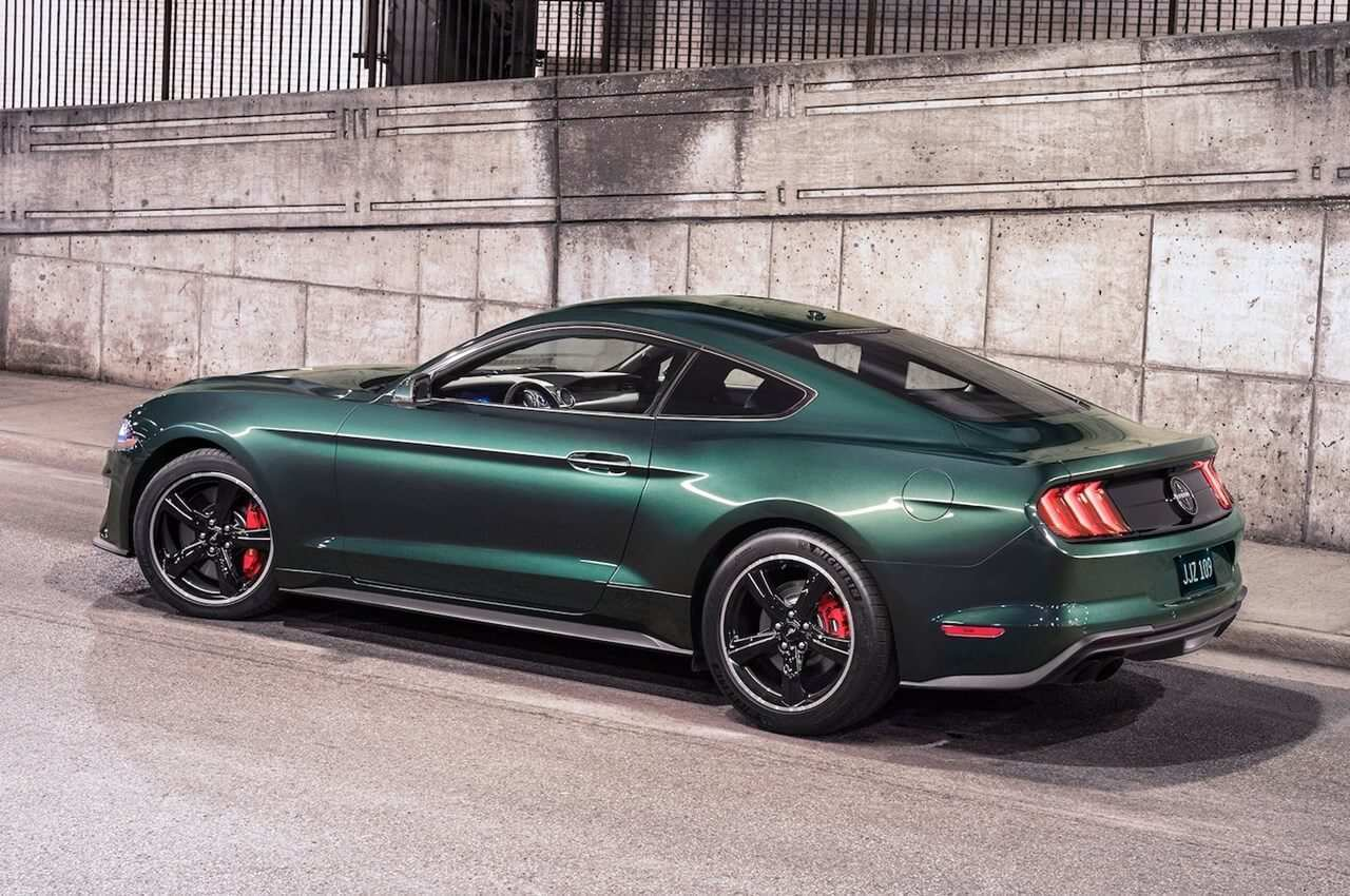 49 The 2020 Mustang Mach Images