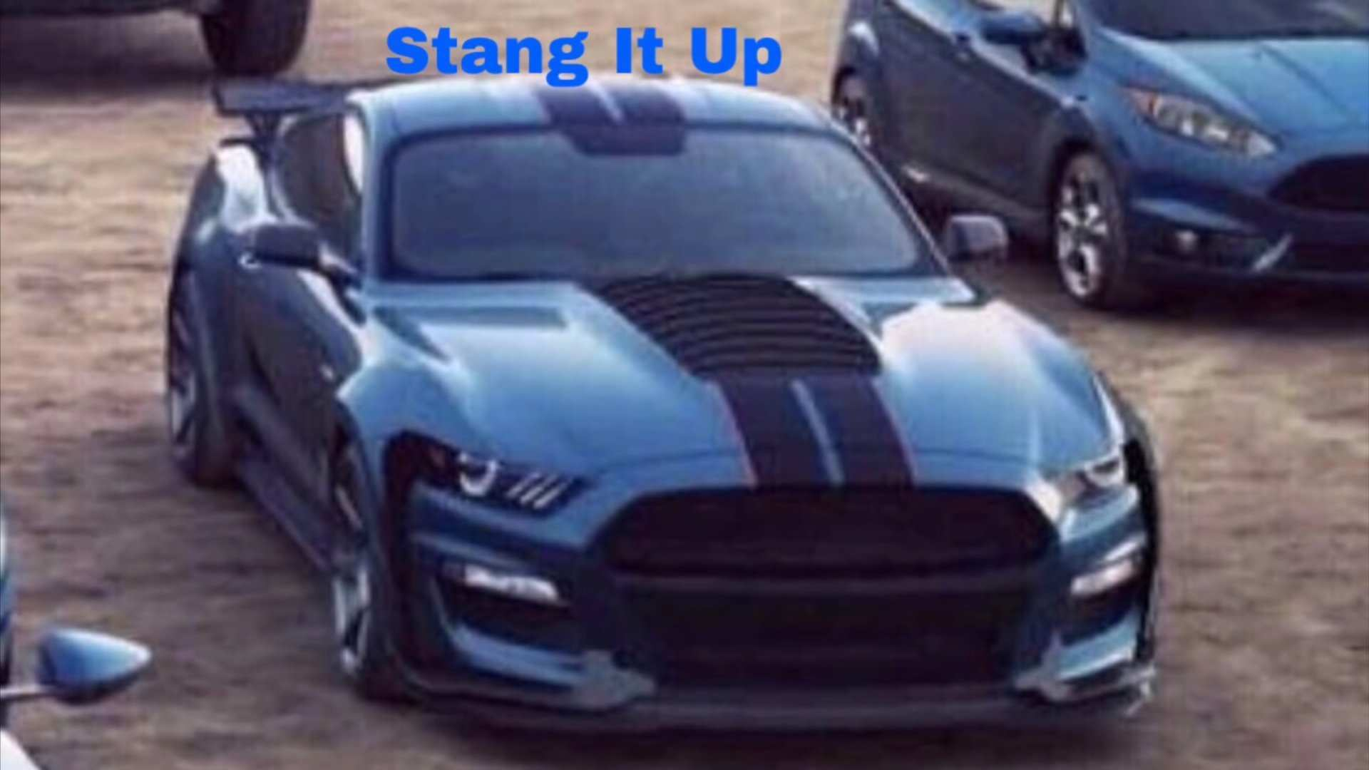 49 The 2020 Mustang Shelby Gt350 First Drive