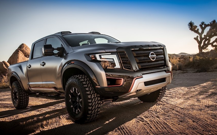 49 The 2020 Nissan Titan Diesel Overview